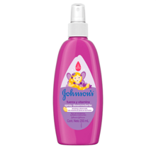 Spray para Peinar JOHNSON'S® Fuerza y vitamina