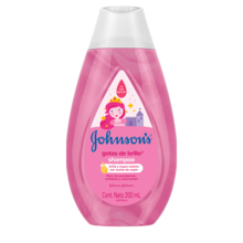 Shampoo JOHNSON'S® Gotas de Brillo